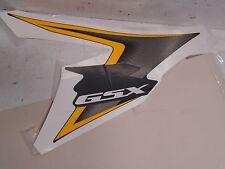 SUZUKI GSXR 600 SIDE OEM RIGHT MID FAIRING DECAL 68685-37H10-FNJ 2008 - 2009