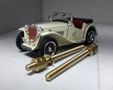 Lucas CW1 Wiper Motor Brass Mount Studs Nuts MG TA TB TC TD Alvis Singer Morgan