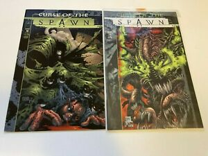 CURSE OF THE SPAWN #19-20 (IMAGE/1998/TURNER/0521228) COMPLETE SET LOT OF 2