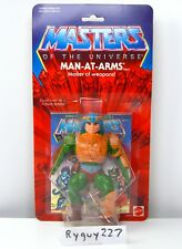 MOTU, Commemorative Man-At-Arms, MISB, sealed, MOC, Masters of the Universe