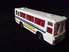 Tomy TOMICA No.41 1981 Hino Rainbow Skelton Bus made in Japan