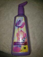Bath Body Work Vintage 2014 Berry Parfait Deep Cleansing Hand Soap 8.75 fl oz