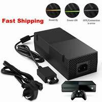 Brick AC Adapter Power Supply Cable Charger For Microsoft XBOX ONE Console NEW