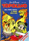 fumetto TOPOLINO WALT DISNEY numero 1639
