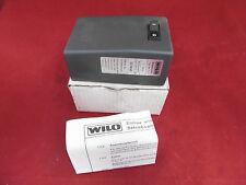Wilo Schaltkasten Pumpe Typ SK - C 2 Pumpensteuerung 220 V NEU OVP