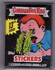 Garbage Pail Kids cards 13th series 13 Ser Unopened wax OS13 YOU GET 1 NEW Pack