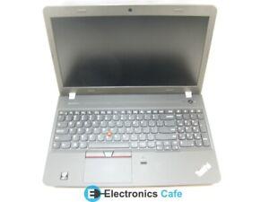"Lenovo ThinkPad E550 15.5"" Laptop 1.7 GHz i3-4005U 4GB RAM (Grade C)"