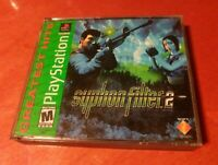 Syphon Filter 2 Sony PlayStation 1 PS1 Greatest Hits