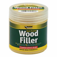 MULTI PURPOSE PREMIUM JOINERS GRADE WOOD FILLER 250ML LIGHT STAINABLE