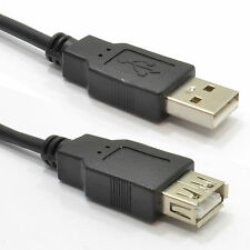 1.5m USB 2.0 High Speed Cable EXTENSION Lead A PLug to Socket [006869]