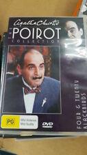 The Agatha Christier poirot Collection dvd