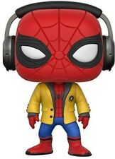 Marvel - Spider-Man Home Coming - Spider-Man with Headphones Funko Pop! Movi Toy