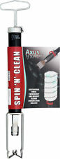 """Axus Brush and Roller Cleaner Spinner 1.75"""" Core All Brushes up to 6"""""""