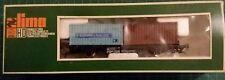 Lima HO Container Car 2851 Kuhne & Nagel Cti