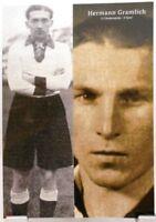 Hermann Gramlich + Fußball Nationalspieler DFB + Fan Big Card Edition B680 +