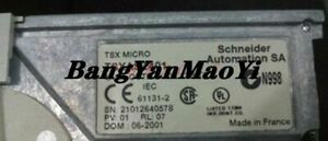 FedEx DHL ONE USED  programmable controller TSXASZ401 tested