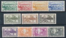 [321624] New Hebrides 1957 good set of stamps very fine MNH Value 60$