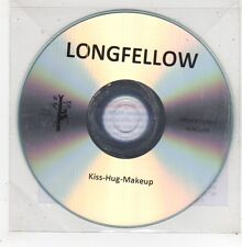 (GE27) Longfellow, Kiss-Hug-Make Up - DJ CD