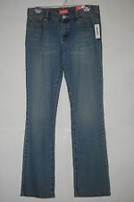 Old Navy Famous Jeans Stretch Denim Adjustable Waist Boot Cut Jeans, 14 Plus