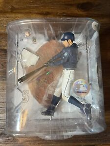 2008 Series 22 Ichiro Suzuki McFarlane Seattle Mariners Figure New Baseball Toy