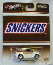 Snickers Anglia Panel Truck Ford 1/64 Die-cast by Hotwheels Real Riders