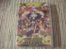DVD ANIME ONE PIECE GOLD PELICULA NUEVO Y PRECINTADO