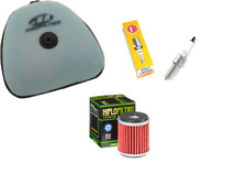 Tune Up Kit For Yamaha YZ 250F FX Pro Air Filter HiFlofiltro Oil NGK Spark Plug
