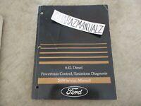Emission Diagnosis Service Manual 2000 Ford Bi-Fuel Powertrain Control