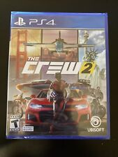 The Crew 2 Playstation 4 PS4 Brand New Sealed