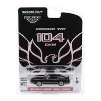 "Greenlight 30149 Pontiac Firebird ""Macho"" Trans Am schwarz - Macho T/A 104 NEU!°"
