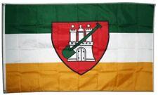 Fahne Deutschland Stadt Hamburg Garten Flagge  Hissflagge 90x150cm