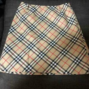 Burberry London Nova Check skirt Size 38(M) Knee length skirt Women