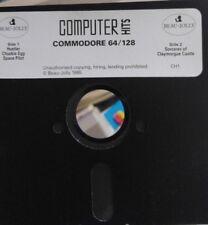 Computer Hits 4 Games (Beau Jolie 1985) C 64 DISKETTE (Game)