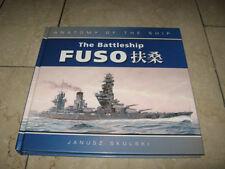Schlachtschiff / Battleship FUSO ! Kaiserliche japanische Marine ! A 4 Band !