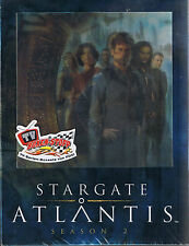 Stargate Atlantis Season 2 (5 DVDs) NEU OVP Sealed Deutsch Hologram