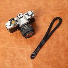 Cam-in Lanyard strap Wrist ring Hand strape black Fujifilm Leica Sony CAM2060-2