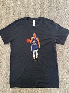Stephen Curry Golden State Warriors Men's Shirt - MEDIUM