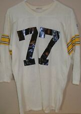 vintage 1980s Pittsburgh Steelers Steve Courson Rawlings jersey XL