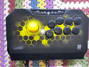 Qanba N2-PS4-01 Drone Joystick Controller for PlayStation 3, PlayStation 4