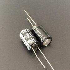 10pcs 220uF 50V Su'scon NE 10x16mm 50V220uF High reliability capacitor