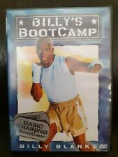 DVD - Billie Blanks - Billie BootCamp - Basic Training BootCamp, nr. 381.