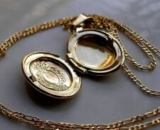 Locket Yellow Gold Fine Necklaces & Pendants