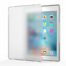 Ultra Slim Silicone Rubber Gel Case Cover For Apple iPad 5 AIR 1