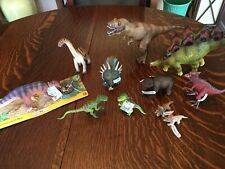Collection Of Dinosaurs Mostly Schleich