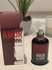 Perfume Cacharel Pour Homme Amor Tentation Descontinuado 75ml