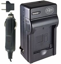 BM NB-4L Battery Charger for Canon PowerShot Elph 310 HS SD1100 IS SD1400 IS