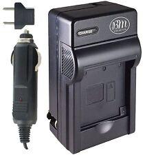 BM NB-4L Battery Charger for Canon PowerShot Vixia mini Elph 100 HS Elph 300 HS
