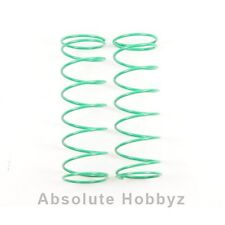 Kyosho 70mm Big Bore Front Shock Spring (Green - Medium/Soft) - KYOIF350-814