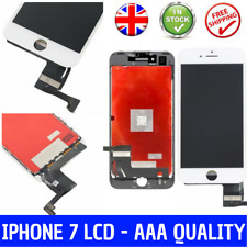 """Replacement LCD Display Touch Screen Digitizer Assembly For iPhone 7 4.7"""" White"""