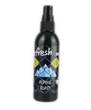 More details for refresh max air freshener - alpine blast - 100ml bottle